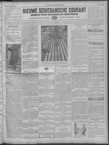 Nieuwe Schiedamsche Courant 1932-09-19