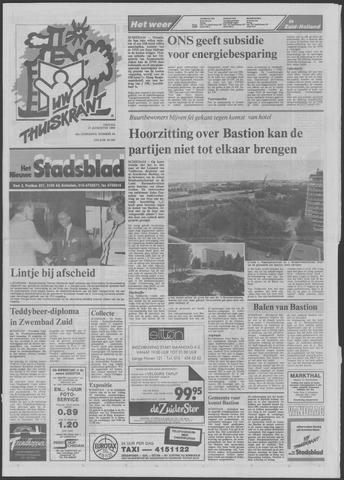 Het Nieuwe Stadsblad 1990-08-17