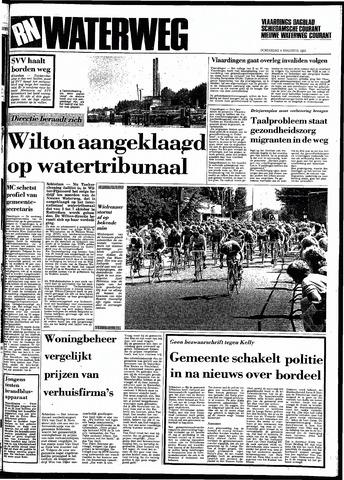 Rotterdamsch Nieuwsblad / Schiedamsche Courant / Rotterdams Dagblad / Waterweg / Algemeen Dagblad 1983-08-04