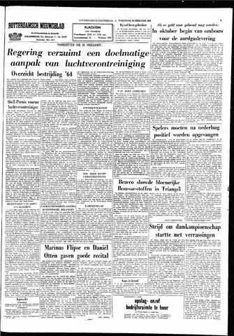 Rotterdamsch Nieuwsblad / Schiedamsche Courant / Rotterdams Dagblad / Waterweg / Algemeen Dagblad 1965-02-24