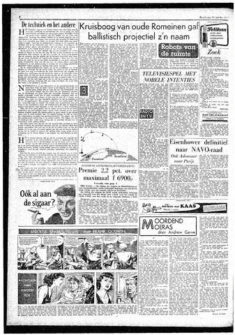 Rotterdamsch Parool / De Schiedammer 1957-10-31