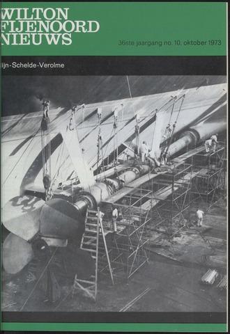 Wilton Fijenoord Nieuws 1973-10-01