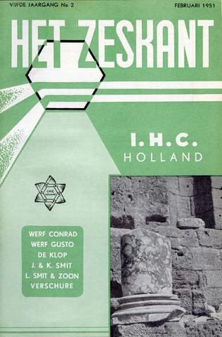 Het Zeskant 1951-02-01