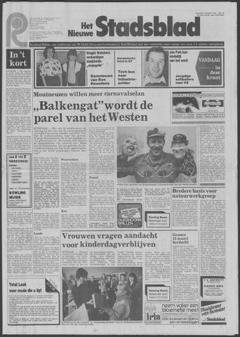 Het Nieuwe Stadsblad 1984-03-09