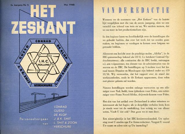 Het Zeskant 1948-05-01