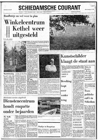 Rotterdamsch Nieuwsblad / Schiedamsche Courant / Rotterdams Dagblad / Waterweg / Algemeen Dagblad 1974-05-13