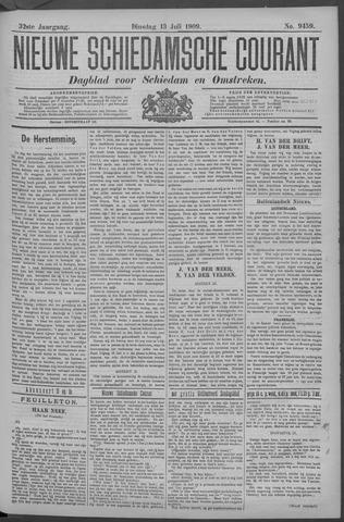 Nieuwe Schiedamsche Courant 1909-07-13