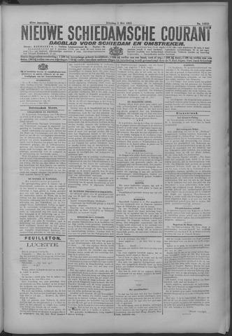 Nieuwe Schiedamsche Courant 1925-05-05