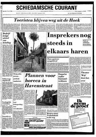 Rotterdamsch Nieuwsblad / Schiedamsche Courant / Rotterdams Dagblad / Waterweg / Algemeen Dagblad 1980-07-14