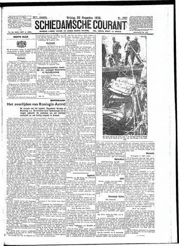 Schiedamsche Courant 1935-08-30