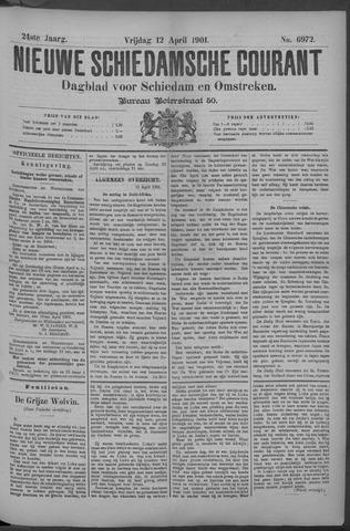 Nieuwe Schiedamsche Courant 1901-04-12