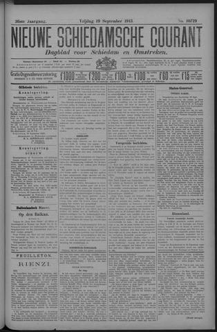 Nieuwe Schiedamsche Courant 1913-09-19