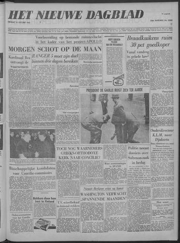 Nieuwe Schiedamsche Courant 1962-10-16