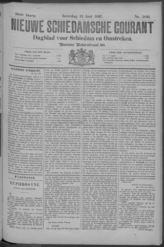 Nieuwe Schiedamsche Courant 1897-06-12