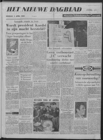 Nieuwe Schiedamsche Courant 1962-04-03