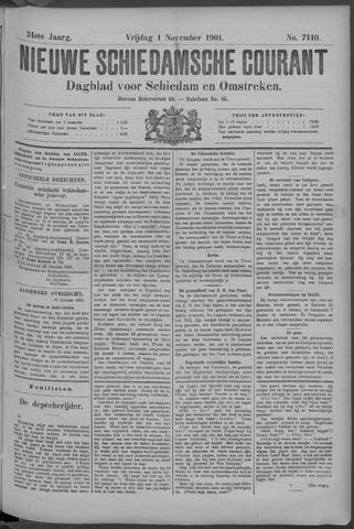 Nieuwe Schiedamsche Courant 1901-11-01