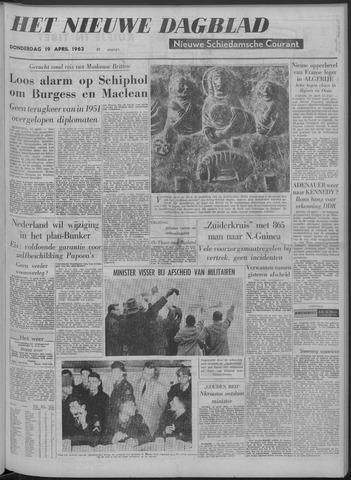Nieuwe Schiedamsche Courant 1962-04-19