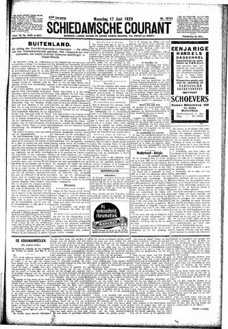 Schiedamsche Courant 1929-06-17