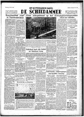 Rotterdamsch Parool / De Schiedammer 1948-05-31