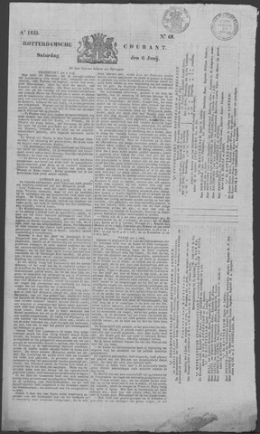 Rotterdamse Courant 1835-06-06