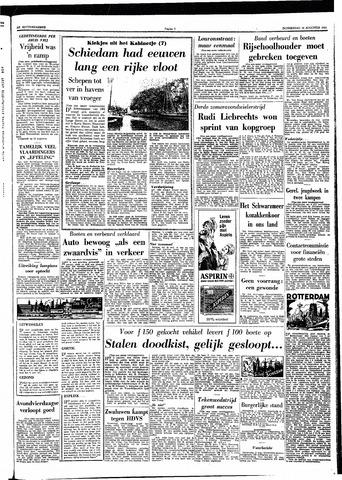 Trouw / De Rotterdammer 1964-08-13