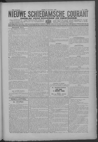 Nieuwe Schiedamsche Courant 1925-11-17
