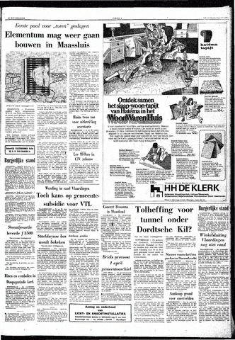 Trouw / De Rotterdammer 1971-03-04