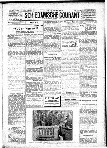 Schiedamsche Courant 1935-05-18