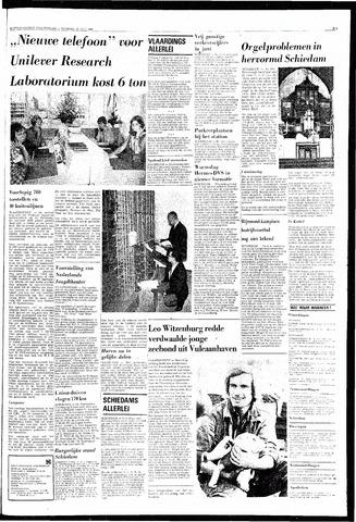 Rotterdamsch Nieuwsblad / Schiedamsche Courant / Rotterdams Dagblad / Waterweg / Algemeen Dagblad 1968-07-30