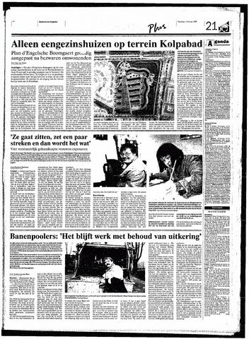 Rotterdamsch Nieuwsblad / Schiedamsche Courant / Rotterdams Dagblad / Waterweg / Algemeen Dagblad 1998-02-14