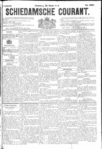 Schiedamsche Courant 1908-03-25