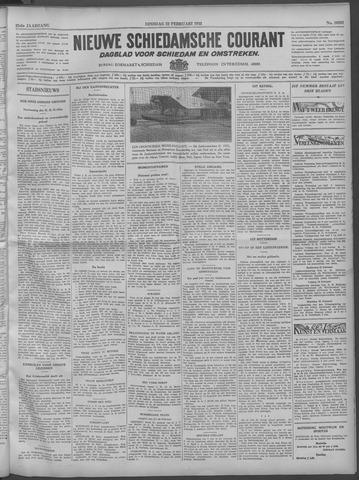 Nieuwe Schiedamsche Courant 1932-02-23
