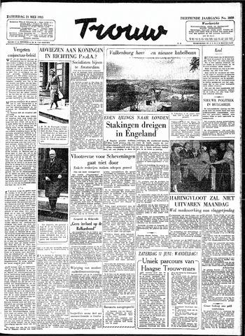 Trouw / De Rotterdammer 1955-05-21