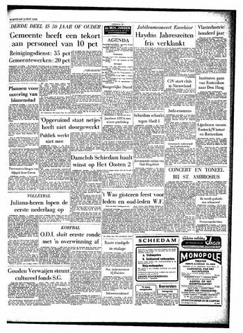 Rotterdamsch Parool / De Schiedammer 1962-11-14
