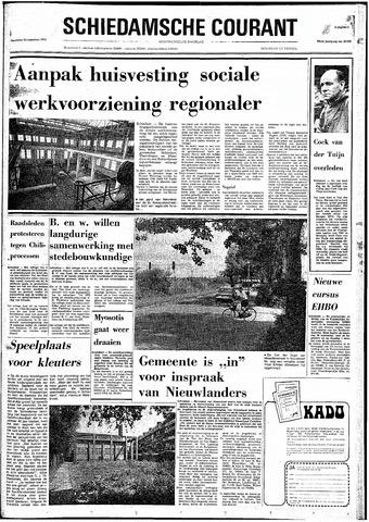Rotterdamsch Nieuwsblad / Schiedamsche Courant / Rotterdams Dagblad / Waterweg / Algemeen Dagblad 1974-08-26