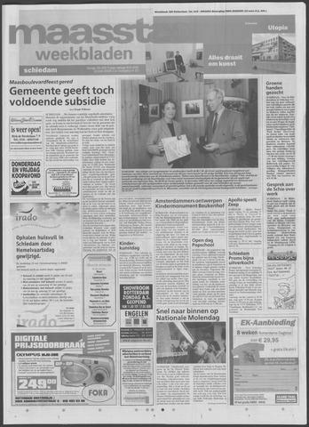 Maaspost / Maasstad / Maasstad Pers 2004-05-12