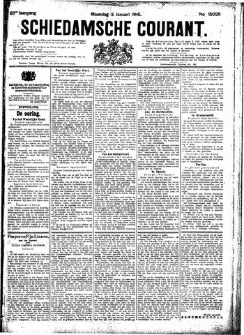 Schiedamsche Courant 1916-01-03
