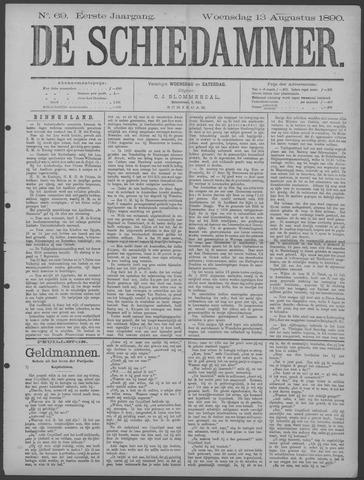 De Schiedammer 1890-08-13