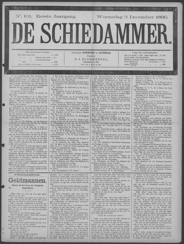 De Schiedammer 1890-12-03