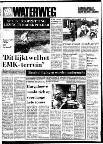 Rotterdamsch Nieuwsblad / Schiedamsche Courant / Rotterdams Dagblad / Waterweg / Algemeen Dagblad 1983-06-10