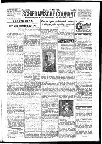 Schiedamsche Courant 1933-05-30