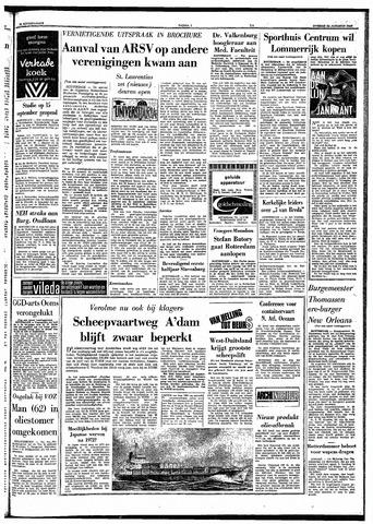 Trouw / De Rotterdammer 1969-08-26
