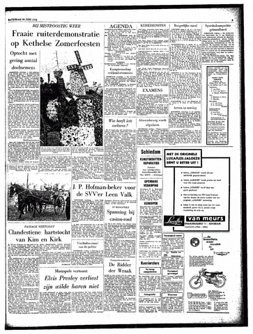 Rotterdamsch Parool / De Schiedammer 1962-06-30