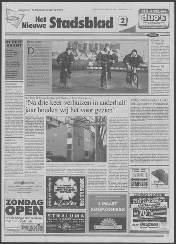 Het Nieuwe Stadsblad 2002-02-28
