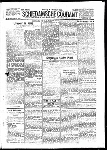 Schiedamsche Courant 1933-12-05