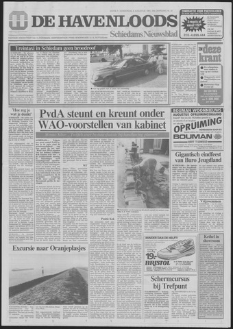 De Havenloods 1991-08-08