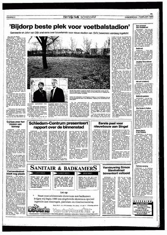 Het Vrije volk 1990-02-01