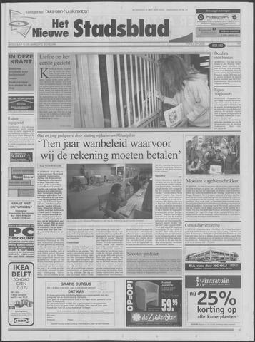 Het Nieuwe Stadsblad 2003-10-08