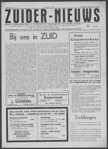 Zuider Nieuws 1962-01-25