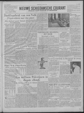 Nieuwe Schiedamsche Courant 1949-06-22